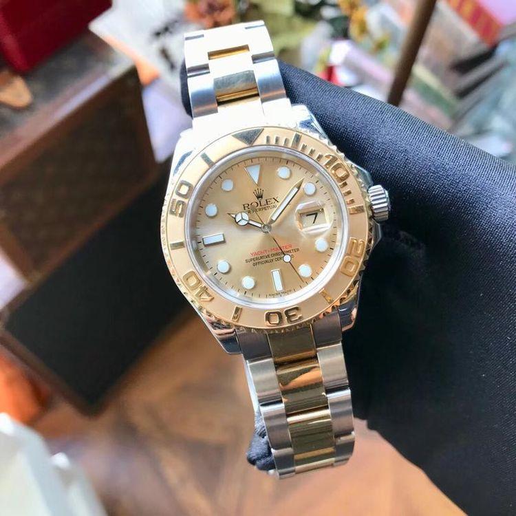 n厂劳力士游艇名仕型116655手表简评 – n厂手表图片