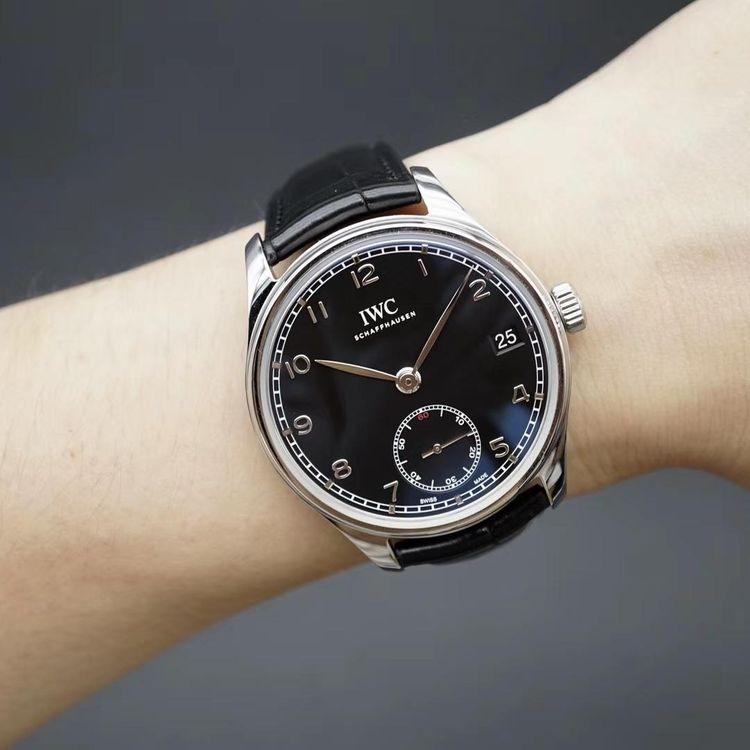 dw男士尼龍表帶 什么人帶萬國表 戴萬國手表的名人 手表資訊  2020年3圖片
