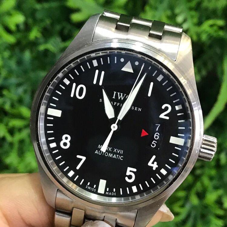 萬國手表326504 萬國手表屬于什么檔次圖片