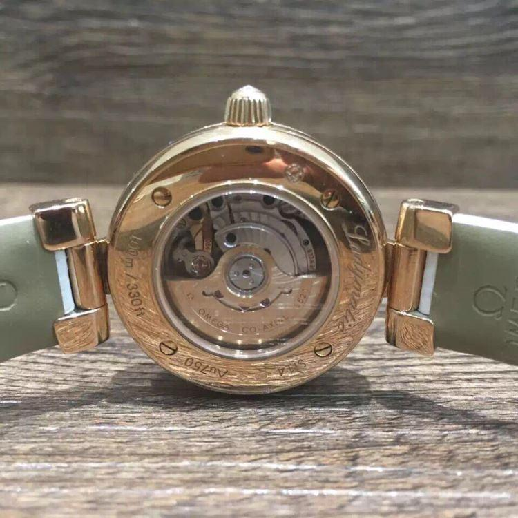 OMEGA欧米茄蝶飞系列机械腕表