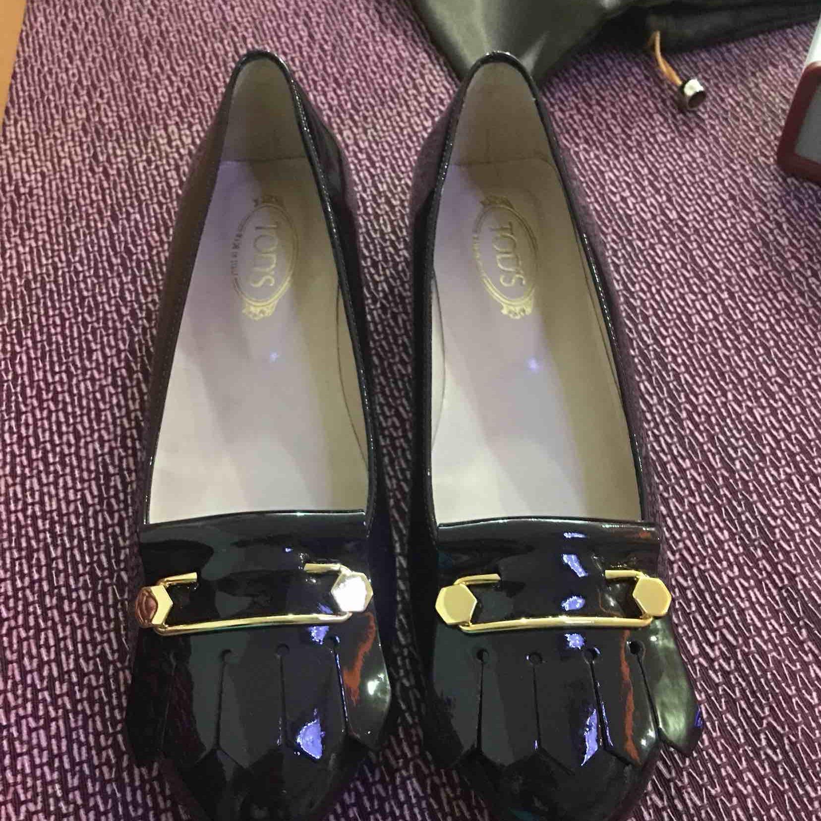 TOD'S时尚女士皮鞋