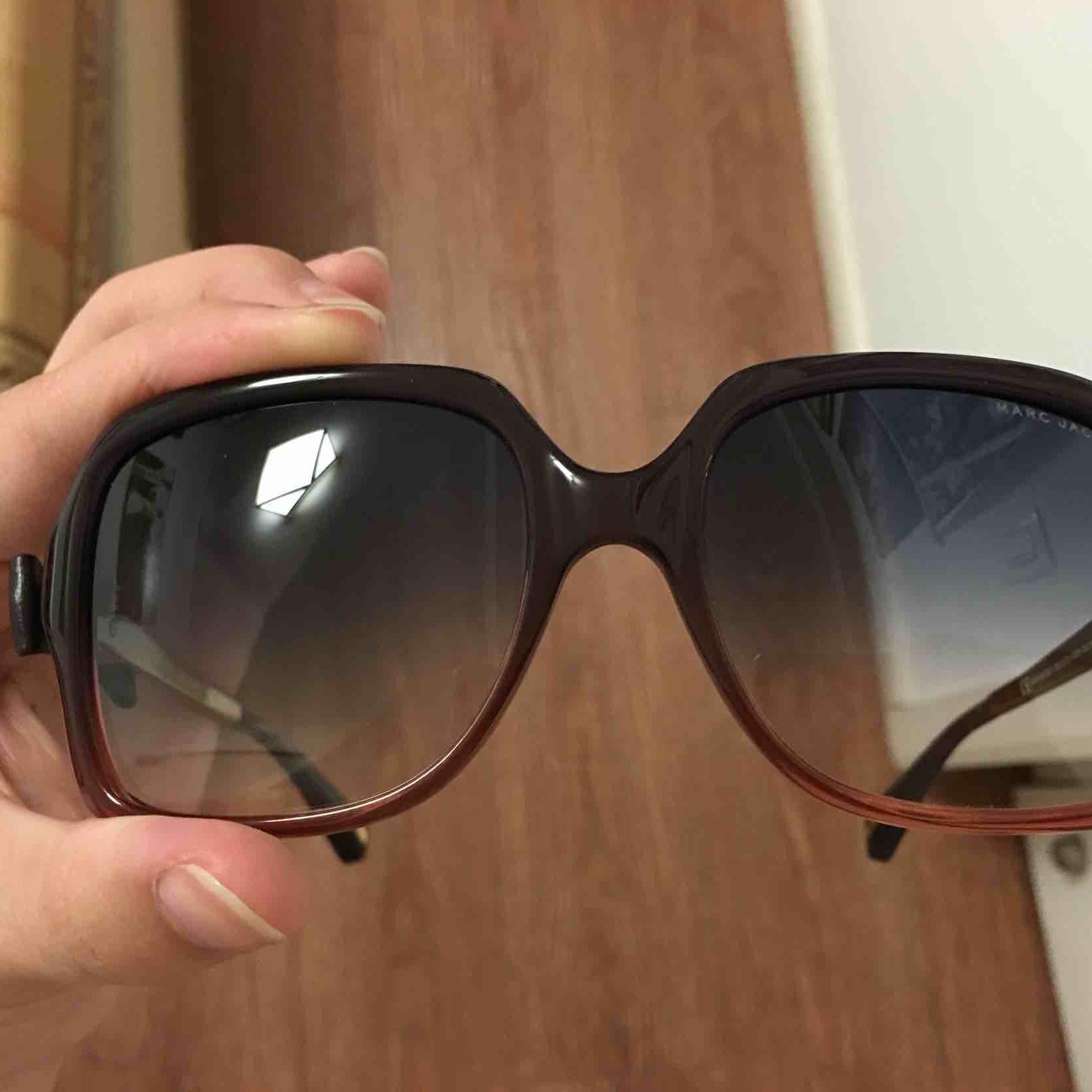 Marc Jacobs马克·雅可布渐变色蝴蝶结太阳眼镜
