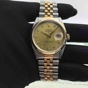 Rolex劳力士日志型系列男士自动机械腕表