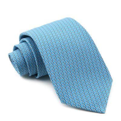 Hermes爱马仕男士领带