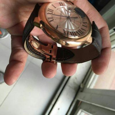 Cartier卡地亚男款腕表