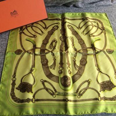 Hermes爱马仕时尚小方巾