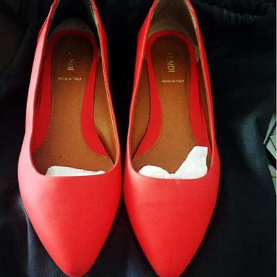 Fendi芬迪时尚单鞋