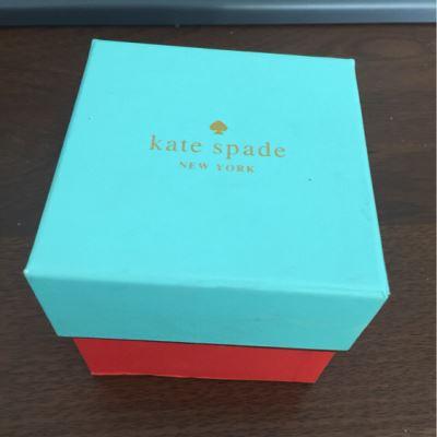 Kate Spade凯特·丝蓓女士石英腕表