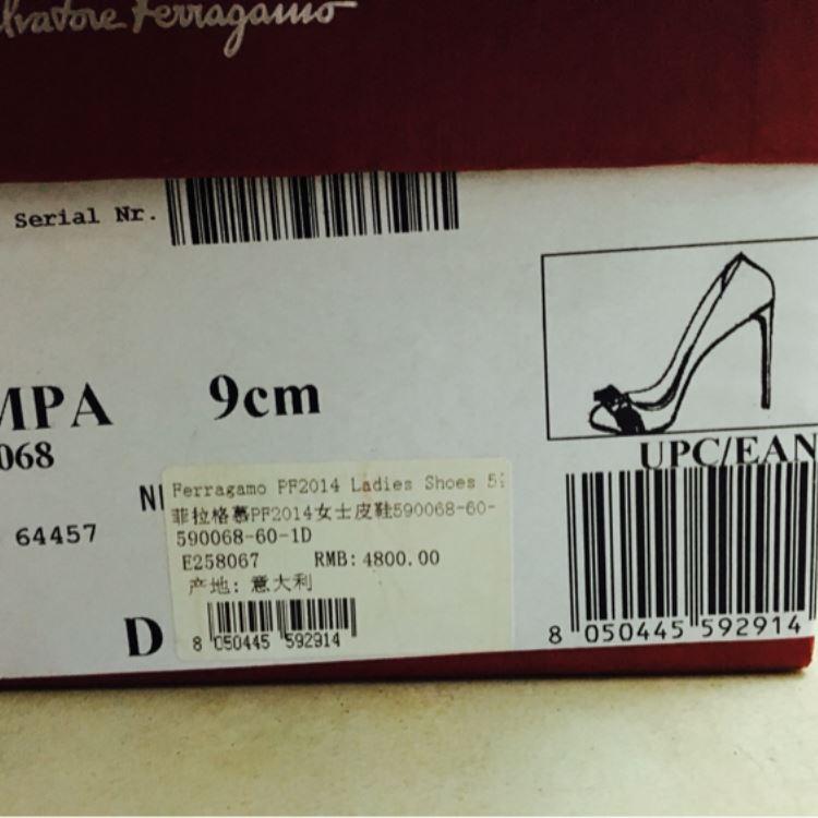 Ferragamo菲拉格慕经典款高跟鞋