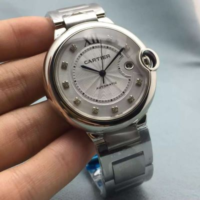 Cartier卡地亚男士手表