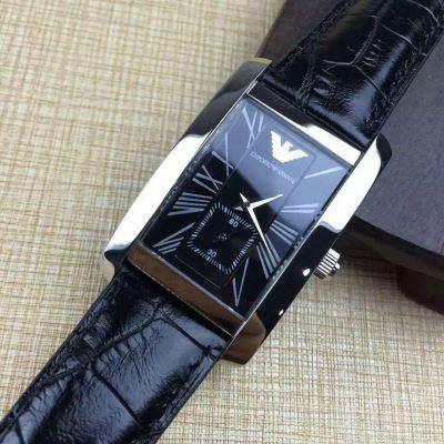 Armani阿玛尼时尚石英腕表