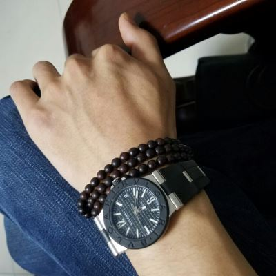 BVLGARI宝格丽时尚机械腕表