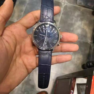 Armani阿玛尼男士石英腕表