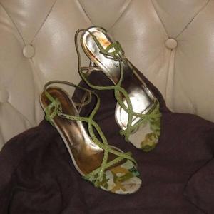 DG杜嘉班纳凉鞋