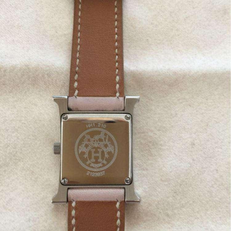Hermes爱马仕石英腕表