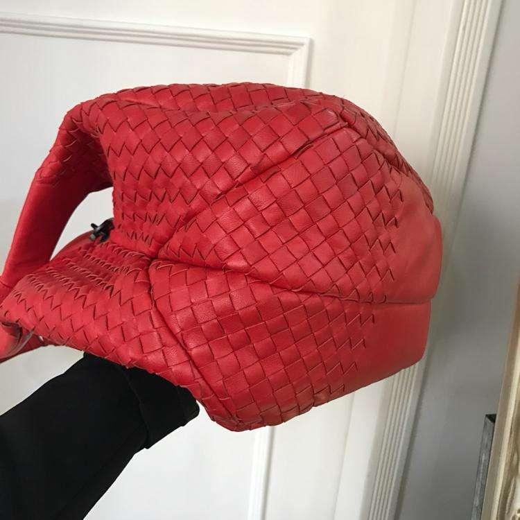 BV宝缇嘉红色手提包