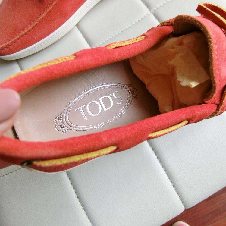 TOD'S男士休闲鞋
