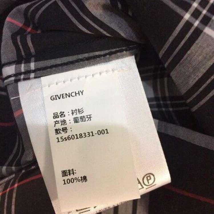 GIVENCHY纪梵希男士衬衫