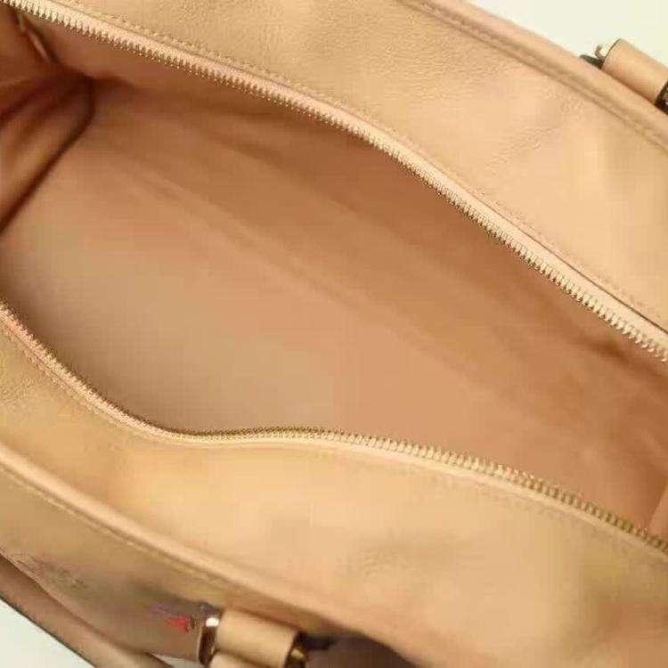 LOEWE罗意威 限量款裸色手提包