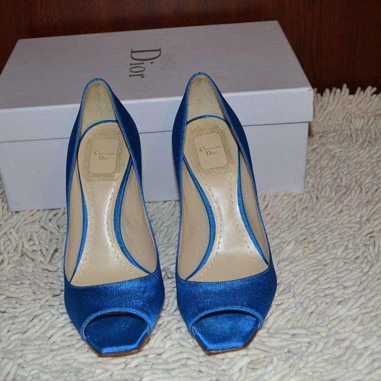 Dior迪奥女士走秀款高跟鞋