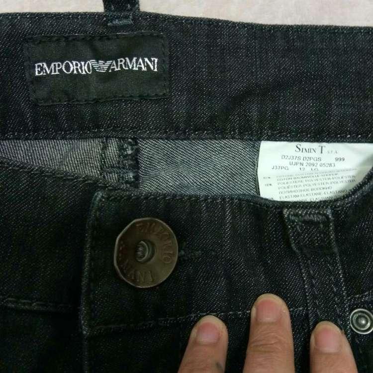 EMPORIO ARMANI牛仔裤