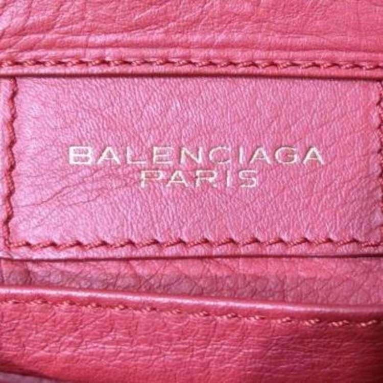 Balenciaga巴黎世家mini单肩包