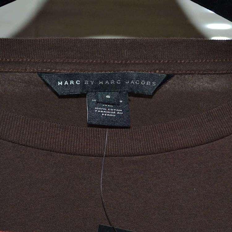 Marc Jacobs马克·雅可布男士短袖