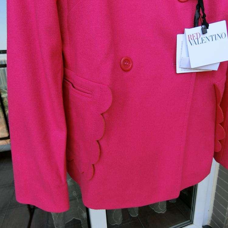 Red Valentino羊毛女士外套