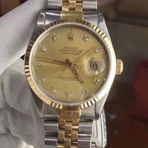 Rolex劳力士16233机械腕表