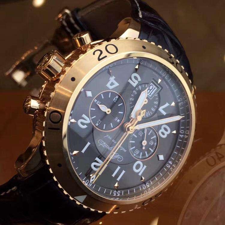Breguet宝玑机械腕表