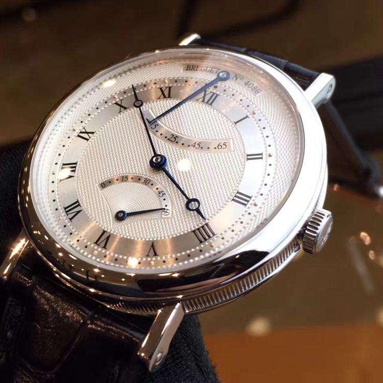 Breguet宝玑经典CLASSIQUE机械腕表