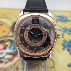 Rolex劳力士切利尼手动机械腕表