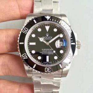 Rolex劳力士黑水鬼机械腕表