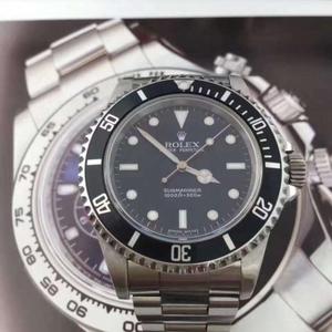 Rolex劳力士黑鬼潜航者系列腕表