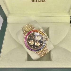 Rolex劳力士迪通拿彩虹圈116528升级116598腕表