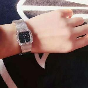 Rolex劳力士18k白金钻石机械腕表拆单