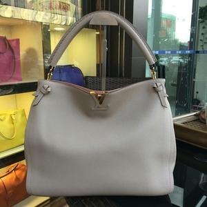 Louis Vuitton 路易·威登tournon小牛皮复古手提包