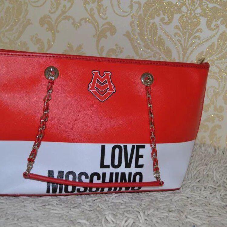 Love Moschino莫斯奇诺经典款链条包