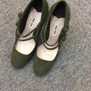 Miu Miu 缪缪高跟鞋