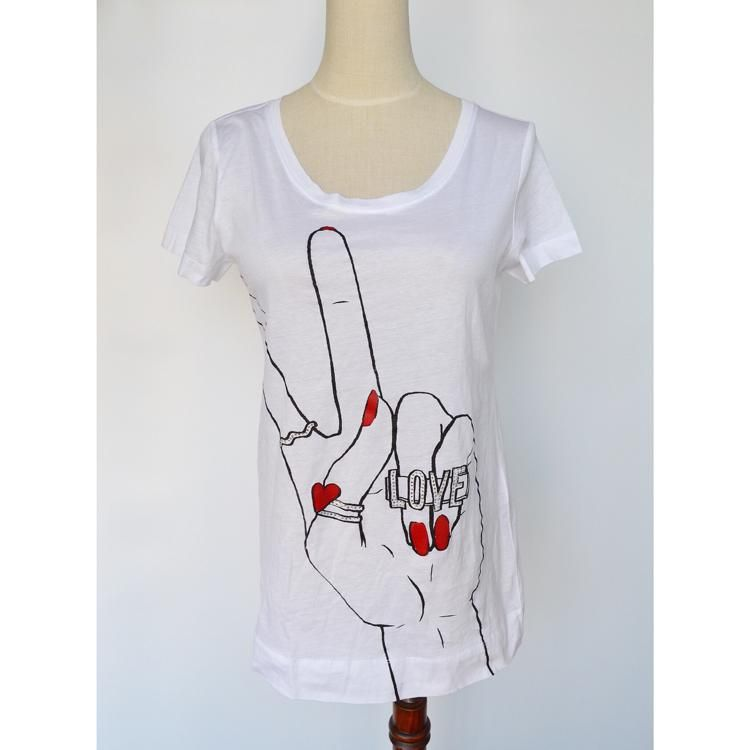 Love Moschino女士短袖T恤