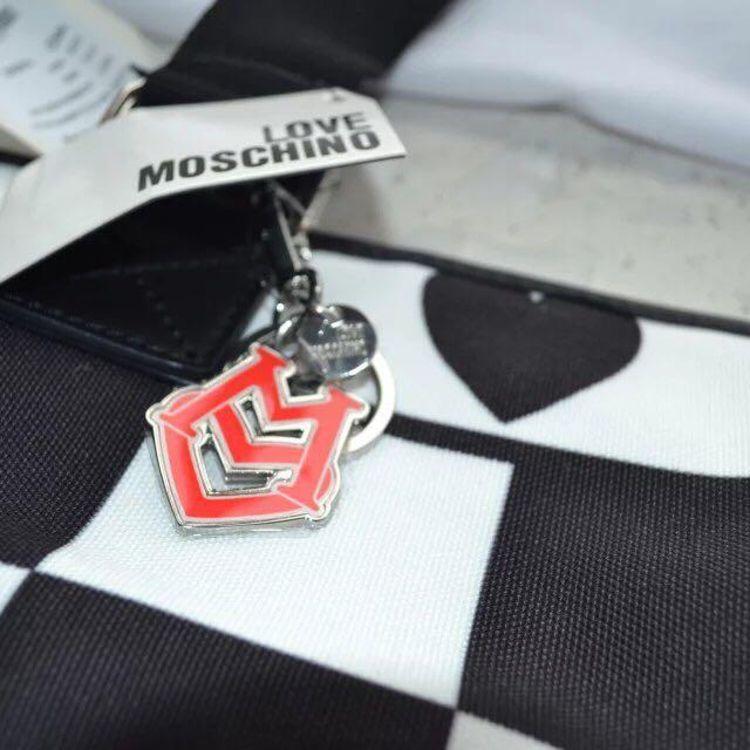 Love Moschino莫斯奇诺单肩包