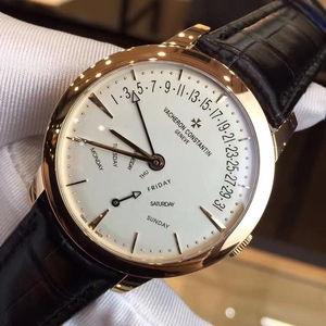 Vacheron Constantin 江诗丹顿传承系列机械腕表