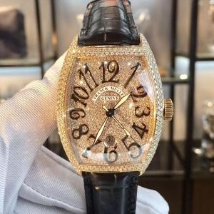 Franck Muller 法兰克穆勒机械腕表