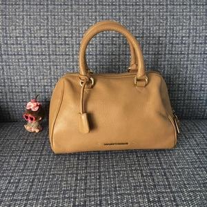 阿玛尼女士全皮手提包