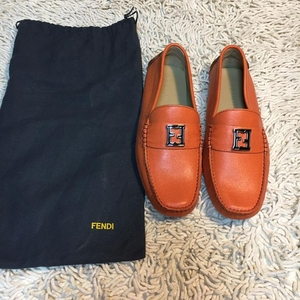 Fendi男士皮鞋