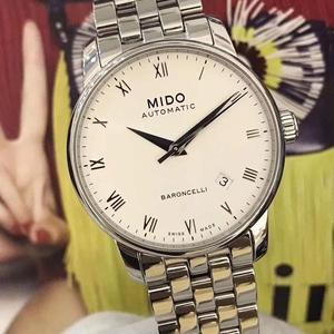 Mido 美度男士机械腕表