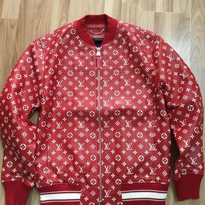 Louis Vuitton 路易·威登红色外套