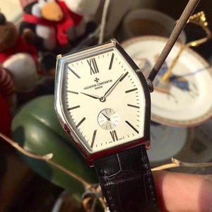 Vacheron Constantin 江诗丹顿马耳他系列男士机械腕表