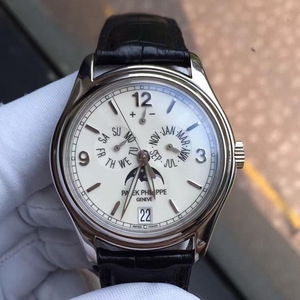 PATEK PHILIPPE 百达翡丽机械腕表