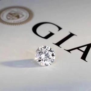 钻石  GIA 证书1克拉收藏级裸钻